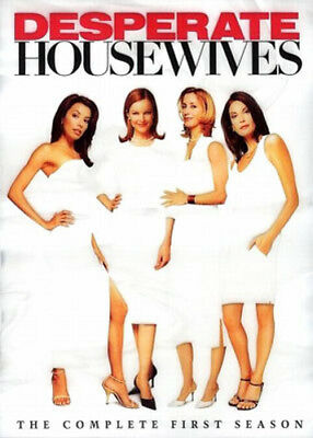Desperate Housewives: The Complete First Season (Season 1) (6 Disc) DVD NEW