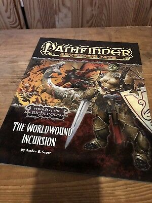 Pathfinder -  #73 The Worldwound Incursion (Wrath of the Righteous 1/6) (engl.)
