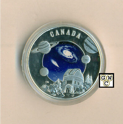 2009 'International Year of Astronomy' Proof $30 Sterling Silver (12506) (OOAK)