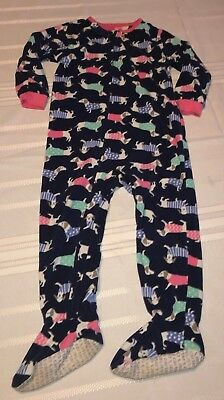9331164f1285 GIRLS CLOTHES CARTER S Super Comfy Pink Color Footed Pajamas PJS ...