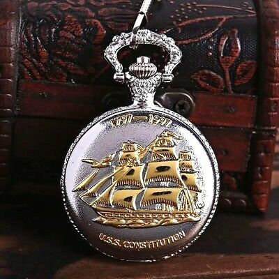 Yacht Pocket Watch
