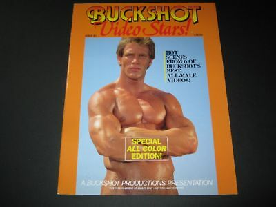 Buckshot Video Stars, Issue #1
