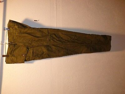 Vintage (1972) USMC Utility Trousers - never worn
