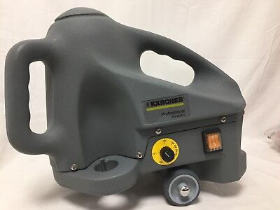 Karcher Professional BD 17/5 C Stair Cleaning Scrubber Machine Single Disc