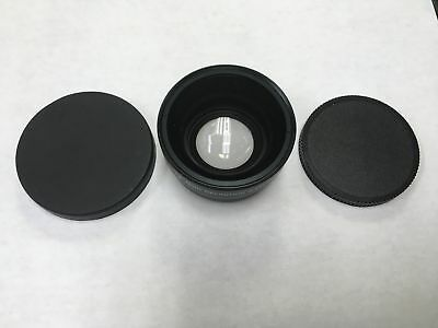 Digital Concepts High Definition 0.43X 58Mm Wide Angle Lens Japan Optics Macro