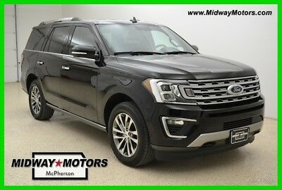 2018 Ford Expedition Limited 2018 Limited Used Turbo 3.5L V6 24V Automatic 4WD SUV