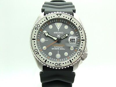 Rare Vintage Seiko Diver's Automatic Submariner 7002 'zimbe Limited Edition'