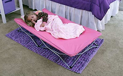 Regalo My Cot Portable Toddler Bed, Includes Fitted Sheet and Travel Case Beds