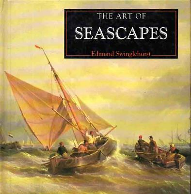 Art Of Seascapes - Illustrated Study - 16Th-20Th C. European Artists - H/b
