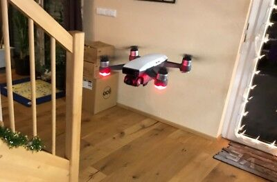 DJI Spark Fly More Combo - Weiß