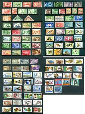 115 New Zealand Semipostal Health and Life Insurance Stamps CV $100