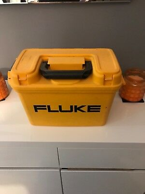 Fluke 1652C Multifunction Tester with Leads and Carry Case
