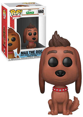 Funko Pop! Movies: The Grinch MAX THE DOG #660