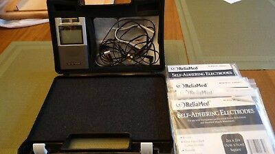 Omni-care TENS/EMS Unit+7 SELF ADHERING ELECTRODES