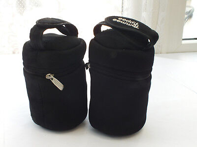 2 X Tommee Tippee Close To Nature Insulated Bottle Carrier