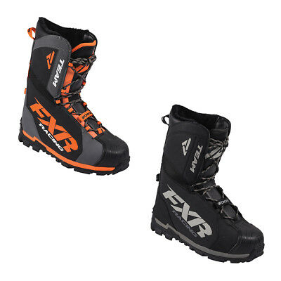 FXR Team Core Boot Authentic Durable Lightweight High Traction Snowmobile