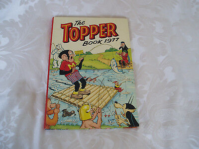 Topper annual/book 1977