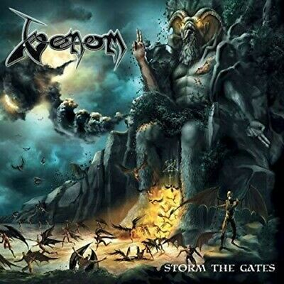Venom - Storm The Gates [New CD]