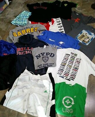 Mixed Vintage Used Clothing Lot 15+ Items Great Value!