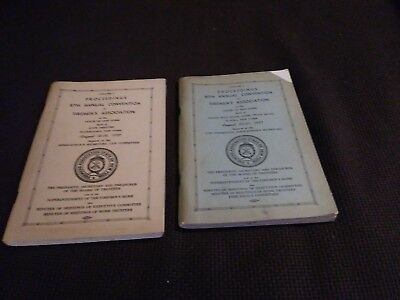Proceedings Firemen's Association Conventions New York State 1957 1959