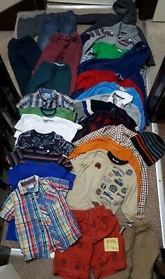 Massive Bundle Of Boys Clothes 3-4years #496 ZARA GEORGE THOMAS NEXT F&F M&S TED