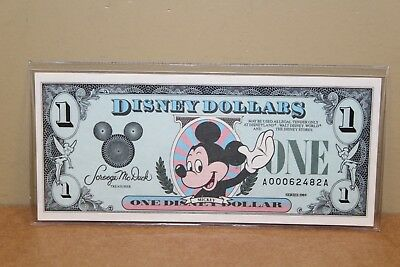 1989 DISNEY ONE DOLLAR SERIES  Mickey Mouse