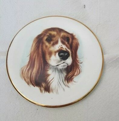 Harry Hancock Tunstall. Small Plate. 4.6 inch diameter.