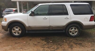 2003 Ford Expedition  2003 Ford Expedition Eddie Bauer