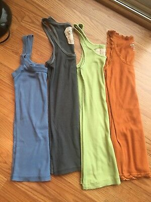 042125aebbac8 Mixed Lot Of 4 Womens Summer Tank Tops Medium