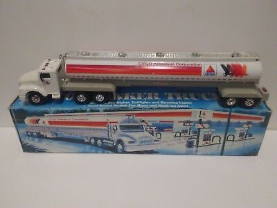 Citgo Toy Tanker Truck with Box