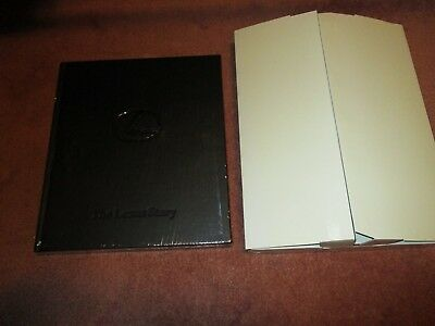 The Lexus Story Book Sealed New with Outer Box