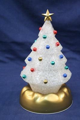 Vintage AVON Chilly Sam Collection Color Changing Christmas Tree Light