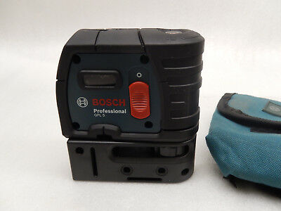 Bosch GPL5 5-Point Self Leveling Alignment Laser - Free Shipping! GR