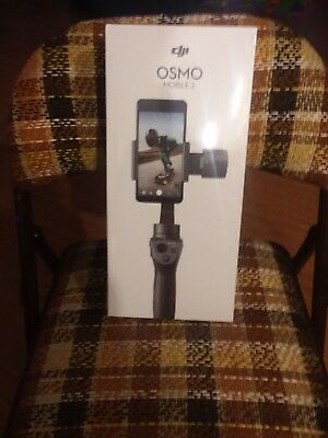 DJI Osmo Mobile 2 Handheld Smartphone Gimbal NEW In the Box - OM170