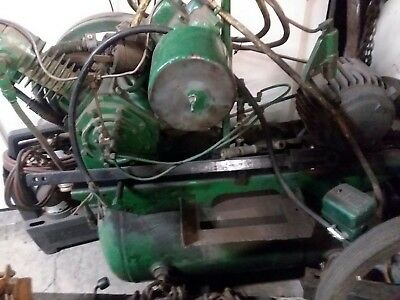 5 hp 2 stage air compressor