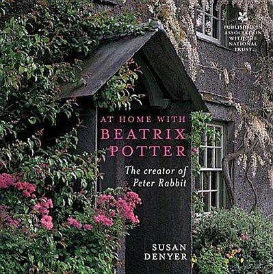 At Home with Beatrix Potter - Susan Denyer -  9780711230187