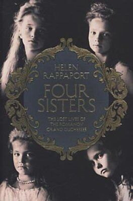Four Sisters - Helen Rappaport -  9781447259350