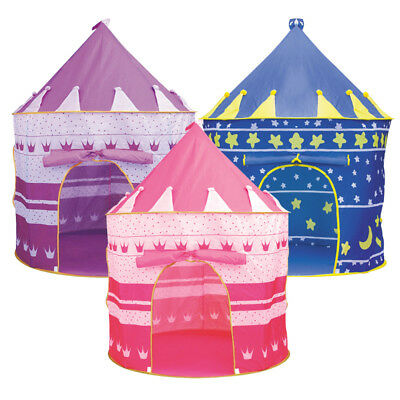 Portable Child Kids Baby Pop Up Play Tent Fairy Girls Boy Playhouse Teepee Large