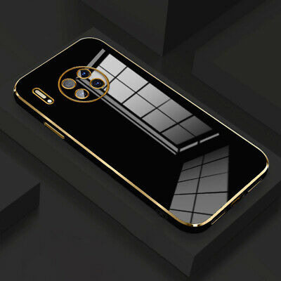For Huawei Mate 20 10 Lite P20 P10 3 Layer Bling Glitter Hard PC Case Back Cover