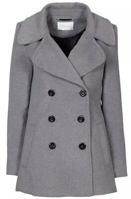 Selected Femme Pea Coat | BRAND NEW With Tags | Size 6 (Would Fit 8) | RRP £165