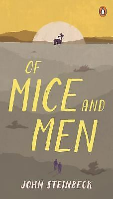 Of Mice and Men  (ExLib, NoDust) by Steinbeck, John