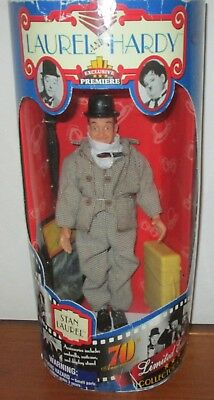 LAUREL AND HARDY 70th ANNIVERSARY LIMITED EDITION  COLLECTOR SERIES  STAN LAUREL