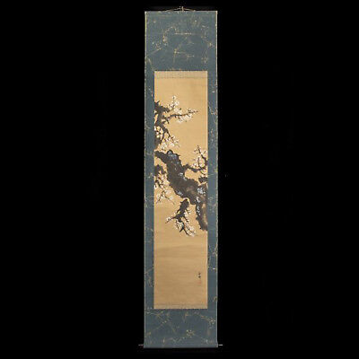 Lovely Scroll Painting  Japan - 19th century (Meiji period)
