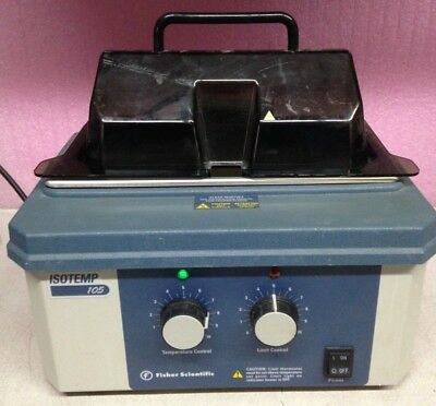 Fisher Scientific Isotemp 105 Water Bath **Free Shipping**