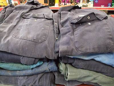"""Ex Rental Used Boilersuit Overalls Coveralls Various size XL 124cm 48"""" x 5"""