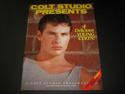 Colt Studio presents Issue 16: 4 Delicious young Colts