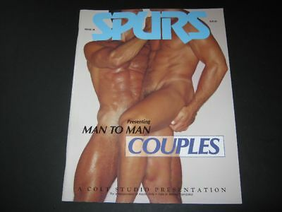 Spurs, Issue 19: Man to Man, Couples