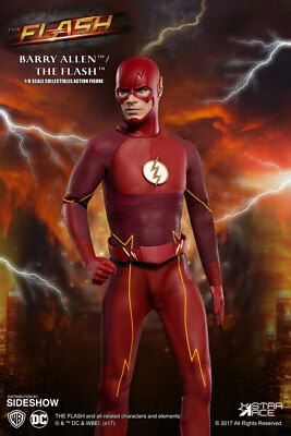 Star Ace Figure - The Flash (S2) - Real Masters Series - 1:8 Scale - SA8003