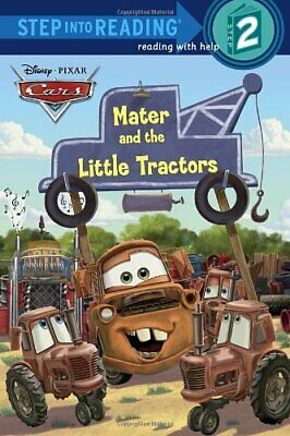 Mater and the Little Tractors (Disney/Pixar Cars) (Step In... by Eberly, Chelsea