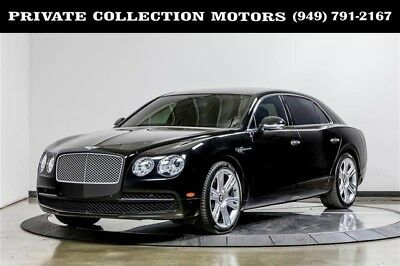 2015 Bentley Flying Spur  2015 Bentley Flying Spur Black Piano Piping 21 Wheels Best Price